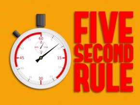 The 5 Second Rule toPositivty